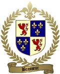 BRASSEUR Family Crest