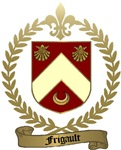 FRIGAULT Family Crest
