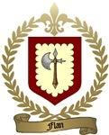 FLAN Family Crest