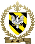 ST. AMAND Family Crest