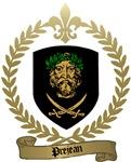 PREJEAN Family Crest