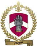 MIGNIER Family Crest