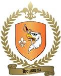HOUSSEAU Family Crest