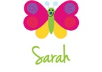 Sarah The Butterfly