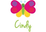 Cindy The Butterfly