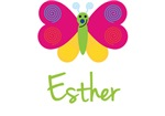 Esther The Butterfly