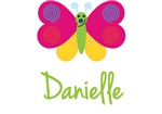 Danielle The Butterfly