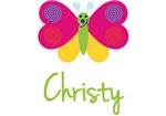 Christy The Butterfly