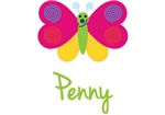 Penny The Butterfly