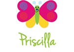 Priscilla The Butterfly