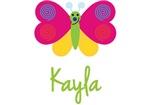 Kayla The Butterfly
