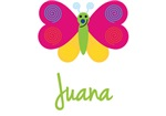 Juana The Butterfly