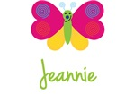 Jeannie The Butterfly