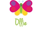 Ollie The Butterfly