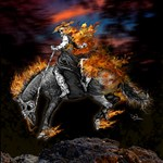Texas Ghost Rider