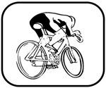 Biker pocket logo