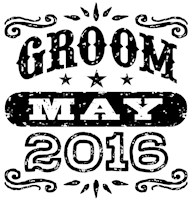Groom May 2016 t-shirt