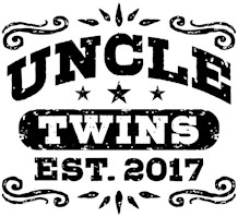 Uncle Twins Est. 2017 t-shirts