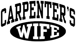 Carpenter's Wife t-shirt