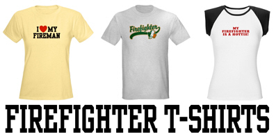 Firefighters t-shirts