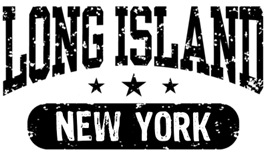 Long Island New York t-shirts