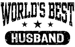 World's Best Husband t-shirts