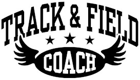 Track & Field Coach t-shirts