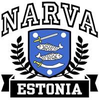 Narva Estonia t-shirts