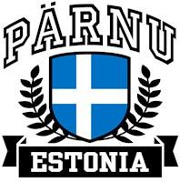 Parnu Estonia t-shirts