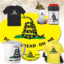 Don't Tread On Me Gear