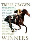 Triple Crown Winners II