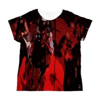 Horse Racing & Horse Lover All Over Print T-Shirts