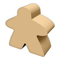 Unpainted Meeple Shirts and Gifts