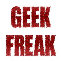 Geek Freak Red