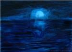 Artist David Dory's inner self portrait