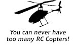 Never Too Many RC Copters