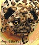 Leopard Skin Pug