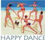 Happy Dance - Beach