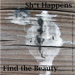 SH*T HAPPENS - FIND THE BEAUTY