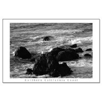 <b>northern california coast seascape posters</b>