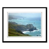 Northern California Coast Framed Photographs