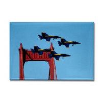 San Francisco Fleetweek Blue Angels Magnets