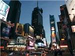 New York Times Square [night]