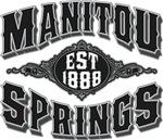 Manitou Springs Black & Silver