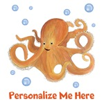 Personalized Octopus