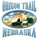 NEBRASKA - Oregon Trail