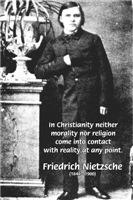 Humorous Nietzsche: Fallacy of Moral Religion