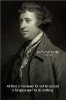 Edmund Burke: Good & Evil
