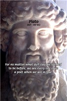 Poet in Love: The Dialogues of Plato