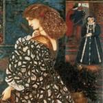 Sidonia von Borcke by Burne Jones